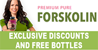forskolin extract supplement