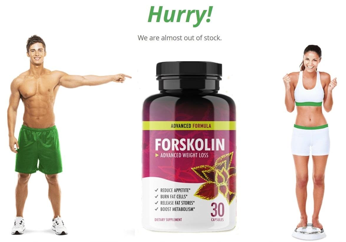 forskolin diet pills free sample